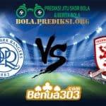 Prediksi Bola QUEENS PARK RANGERS FC Vs MIDDLESBROUGH FC 15 Desember 2018