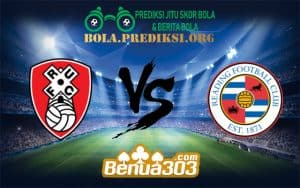Prediksi Bola ROTHERHAM UNITED FC Vs READING FC 15 Desember 2018