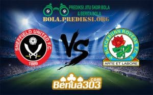 Prediksi Bola SHEFFIELD UNITED FC Vs BLACKBURN ROVERS FC 29 Desember 2018