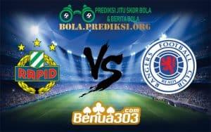 Prediksi Bola SK RAPID WIEN Vs RANGERS FC 14 Desember 2018