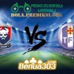 Prediksi Bola SM CAEN Vs TOULOUSE FC 19 Desember 2018