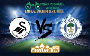 Prediksi Bola SWANSEA CITY AFC Vs WIGAN ATHLETIC FC 29 Desember 2018