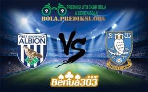 Prediksi Bola WEST BROMWICH ALBION FC Vs SHEFFIELD WEDNESDAY FC 29 Desember 2018