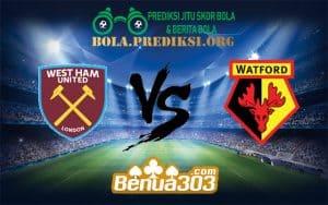 Prediksi Bola WEST HAM UNITED FC Vs WATFORD FC 22 Desember 2018