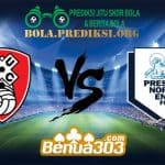 Prediksi Skor Rotherham United Vs Preston North End 1 Januari 2019