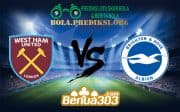 Prediksi Skor West Ham United FC Vs Brighton & Hove Albion FC 3 Januari 2019