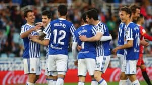 Real Sociedad soccer team