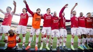 alkmaar zaanstreek fc soccer team 2018