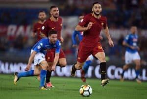 as roma fc soccer team 2018