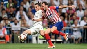atletico madrid fc soccer team 2018