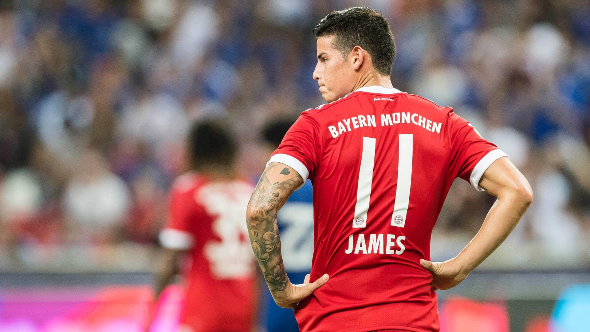 bayern munchen fc soccer team 2018