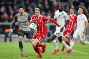 bayern munich fc soccer team 2018