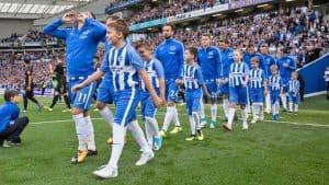 brighton & hove albion fc soccer team 2018