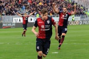 cagliari fc soccer team 2018