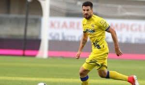 chievo fc soccer team 2018