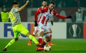 crvena zvezda fc soccer team 2018