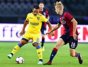 frosinone fc soccer team 2018