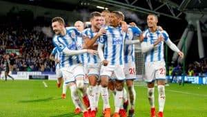 huddersfield soccer team