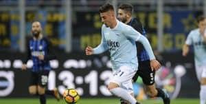 Lazio fc soccer team 2018