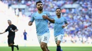 manchester city fc soccer team 2018