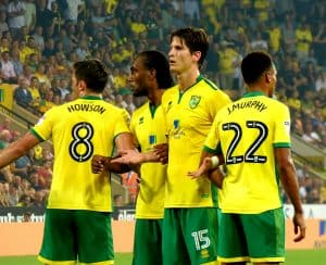 norwich city soccer team