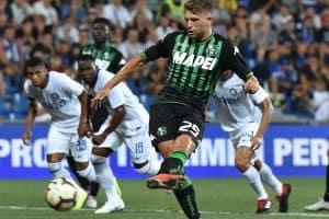 sassuolo fc soccer team 2018