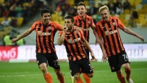 shakhtar donetsk soccer team