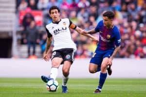 valencia fc soccer team 2018