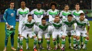 wolfsburg soccer team 2018