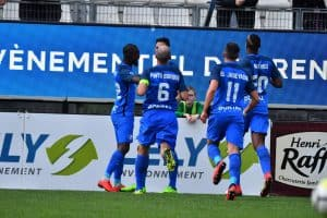 Grenoble Foot 38 soccer team