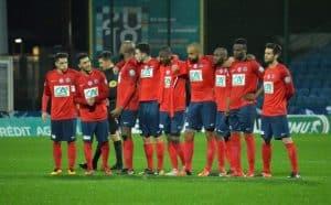 La Berrichonne Châteauroux soccer team