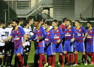 Marignane Gignac soccer team
