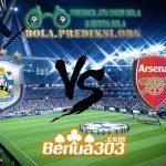 Prediksi Skor Huddersfield town Vs Arsenal 9 Februari 2019