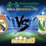 Prediksi Bola Real Madrid Vs Leganes 10 Januari 2019