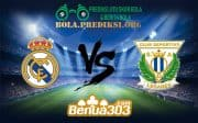 Prediksi Bola Real Madrid Vs Leganes 10 Januari 2019