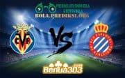 Prediksi Bola Villareal Vs Espanyol 10 Januari 2019