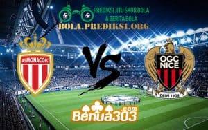 Prediksi Skor AS Monaco FC Vs OGC Nice 17 Januari 2019