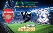 Prediksi Skor Arsenal FC Vs Cardiff City FC 30 Januari 2019