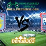 Prediksi Skor Aston Villa FC Vs Ipswich Town FC 26 Januari 2019