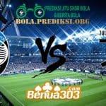 Prediksi Skor Atalanta Vs Juventus 31 Januari 2019