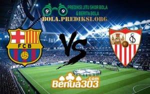 Prediksi Skor Barcelona Vs Sevilla 31 Januari 2019