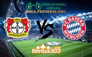 Prediksi Skor Bayer Leverkusen Vs Bayern München 2 Februari 2019