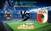 Prediksi Skor Borussia M'gladbach Vs Augsburg 26 Januari 2019