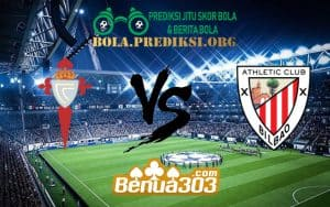 Prediksi Skor Celta de Vigo Vs Athletic Club 8 Januari 2019