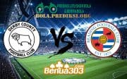 Prediksi Skor Derby County FC Vs Reading FC 19 Januari 2019