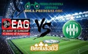 Prediksi Skor En Avant Guingamp Vs AS Saint-Étienne 13 Januari 2019