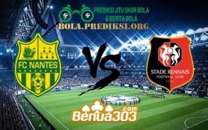 Prediksi Skor FC Nantes Vs Stade Rennais FC 13 Januari 2019