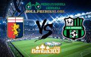 Prediksi Skor Genoa Vs Sassuolo 3 Februari 2019