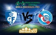 Prediksi Skor Grenoble Foot 38 Vs RC Strasbourg 5 Januari 2019
