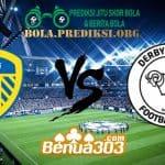 Prediksi Skor Leeds United AFC Vs Derby County FC 12 Januari 2019